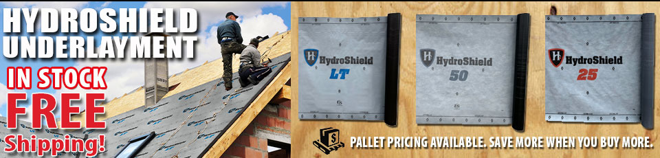 HydroShield Pallet Pricing Discount
