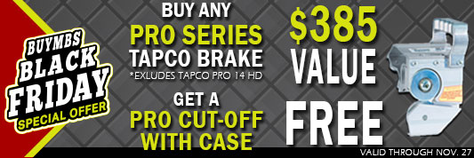 Tapco Black Friday