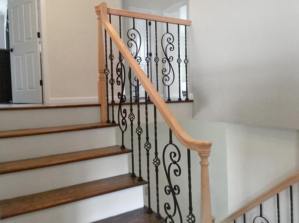 Carolina Stair Supply Ole Iron Slide Balusters From Buymbs Com
