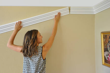Creative Crown Foam Molding From Mbs