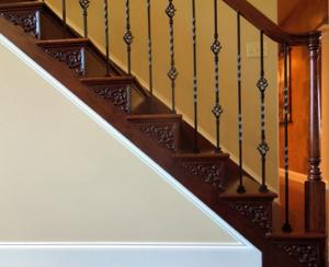 Beau Ekena Millwork Stair Brackets