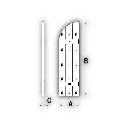 Fypon Polyurethane Timber Arch Top Shutter From