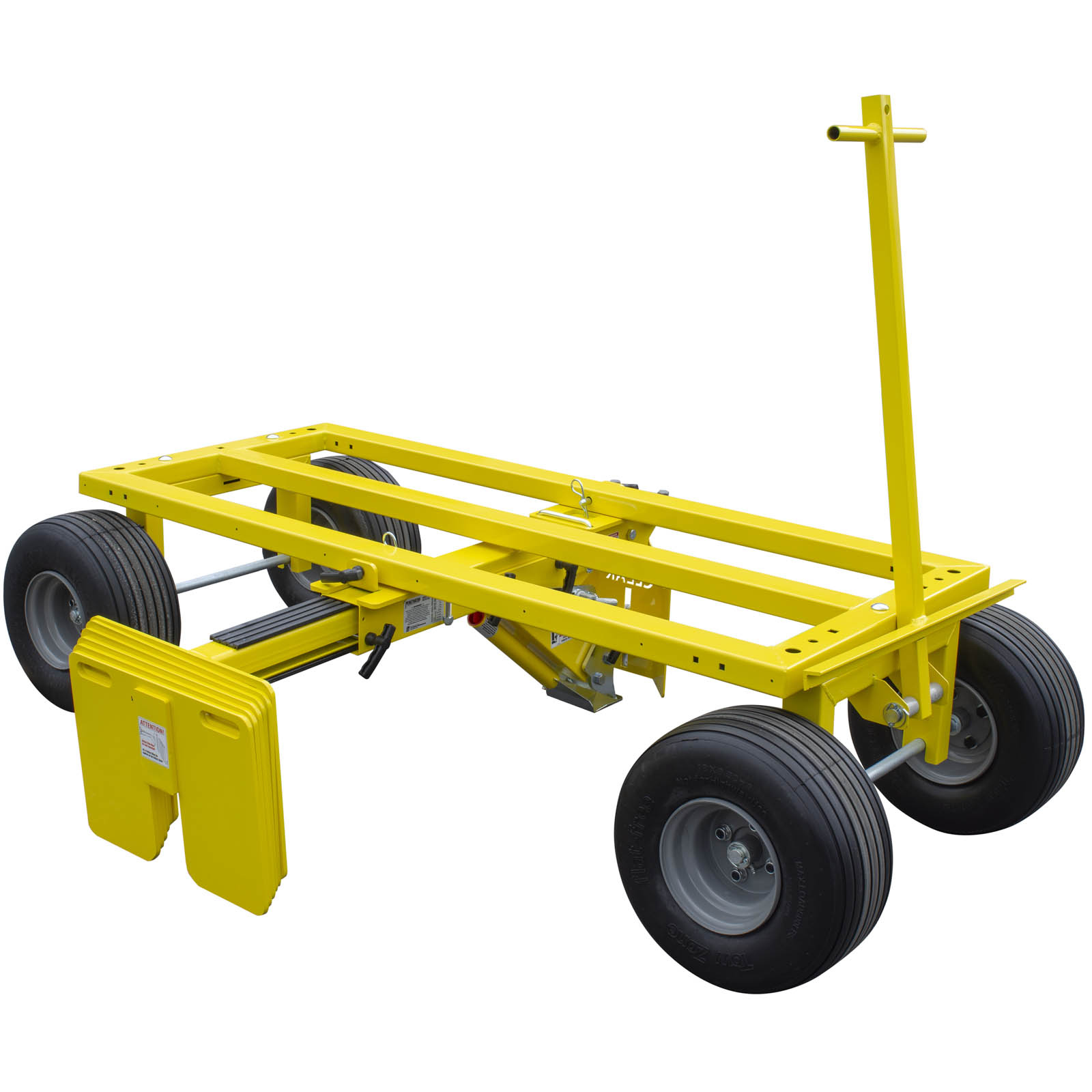 Penetrator Mobile Fall Protection Penetrator W Cart From