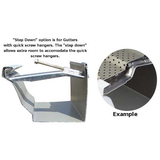 Us Aluminum Inc Shur Flo Gutter Guard From Buymbs Com