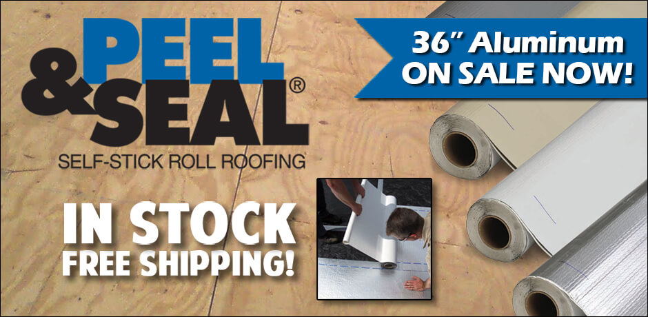 MFM Peel and Seal Aluminum On Sale Now