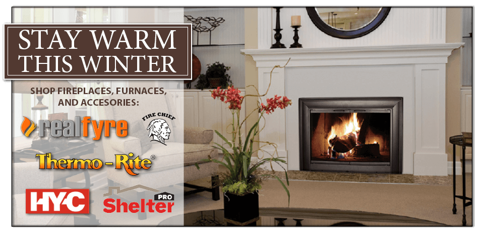 BuyMBS Fireplaces, Furnaces, and accessories