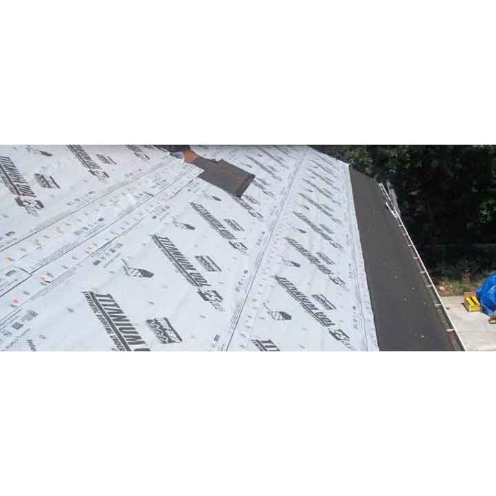 Synthetic Underlayment Udl 25 By Titanium From Buymbs Com
