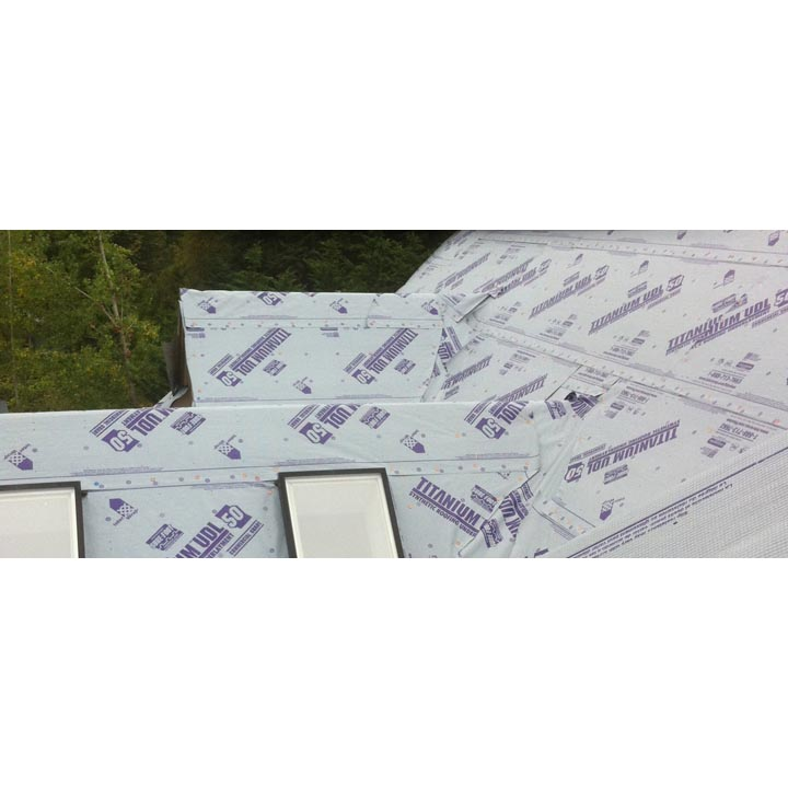 Synthetic Underlayment Udl 50 By Titanium From Buymbs Com