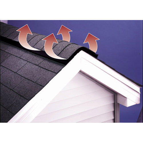 Shingle Vent II Air Flow