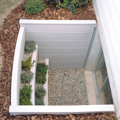 Bilco ScapeWEL Polyethylene Window Well From BuyMBS.com