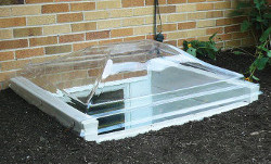 Bilco Egress Covers Installed