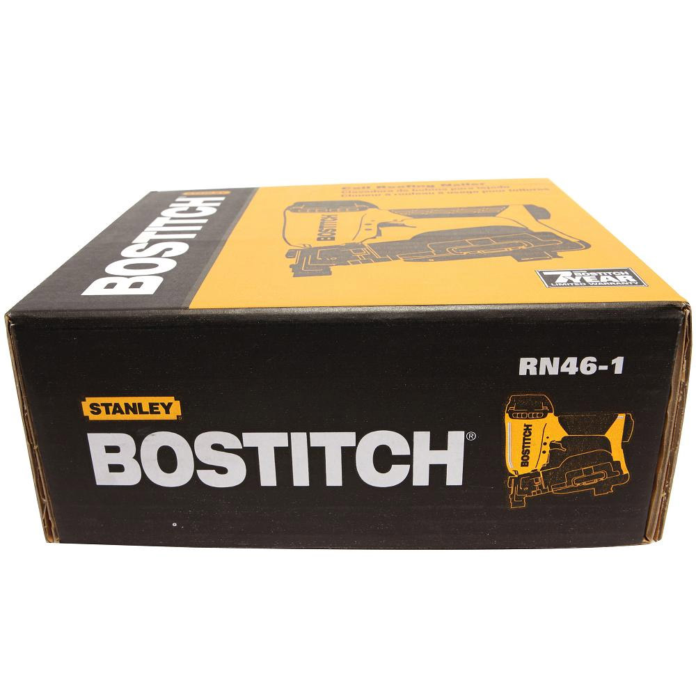 Bostitch Coil Roofing Nailer 15 Degree Pneumatic