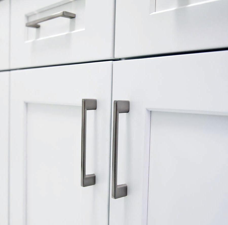 Hardware and Door View