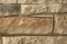 DecKorators Beige Stacked Stone Color Swatch