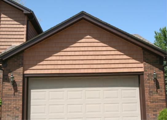 The Foundry 7in Vinyl Weathered Perfection Shingle 1 Square