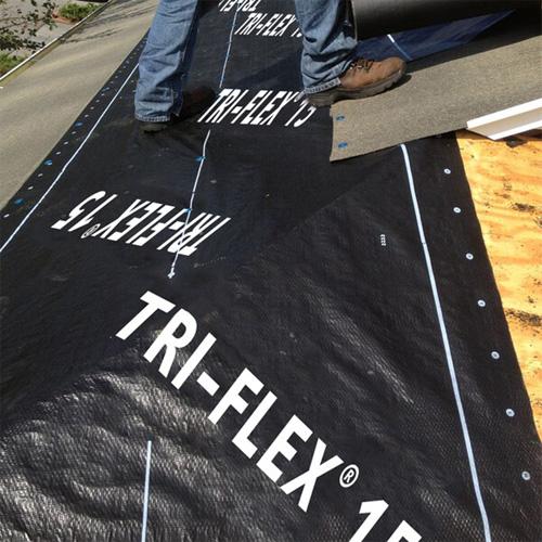 Tri Flex 15 Installed