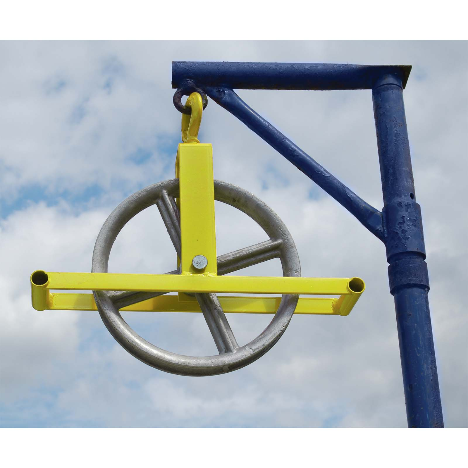 Roof Zone Hoisting Wheel From Buymbs Com