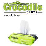 Crocodile Wipes
