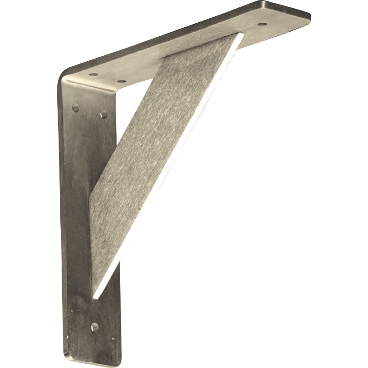 Ekena Millwork Traditional Steel Bracket From Buymbs Com