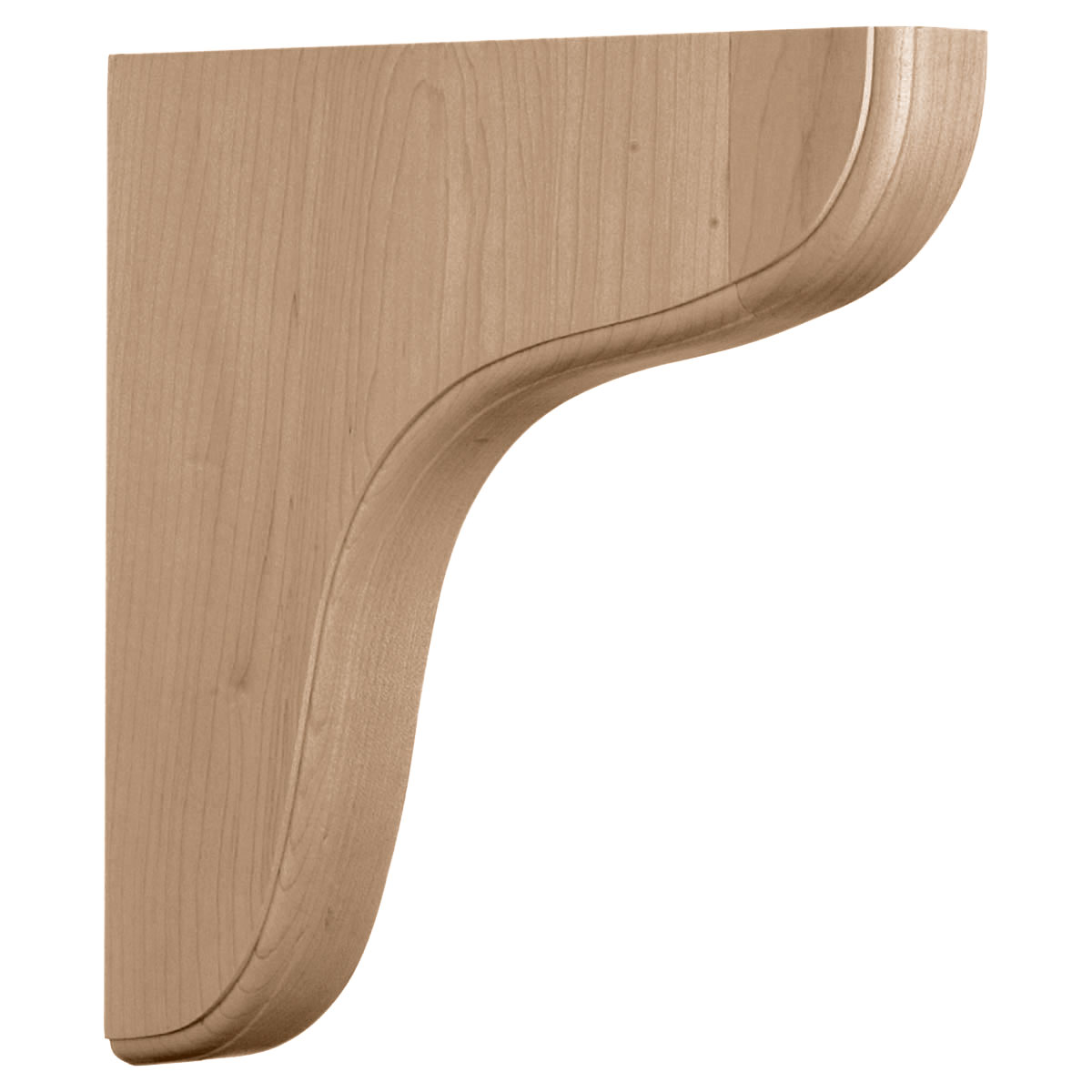 Ekena Millwork Eaton Wood Bracket From Buymbs Com