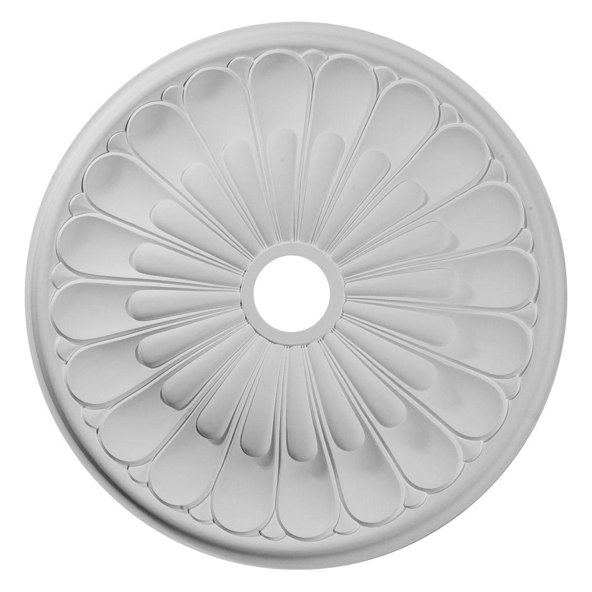 Ekena Millwork CM26TN Ceiling Medalion Factory Primed White