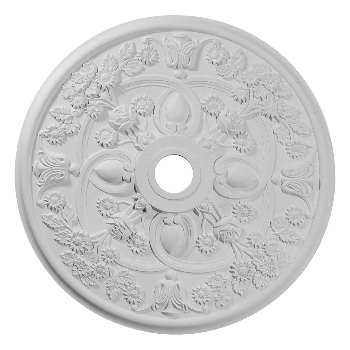 Ekena Millwork 30in Ceiling Medallions From Buymbs Com