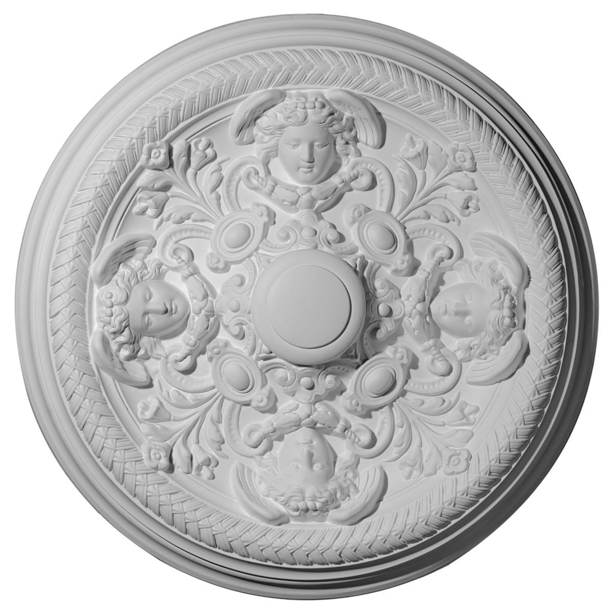 Ekena Millwork 32in Ceiling Medallions From Buymbs Com