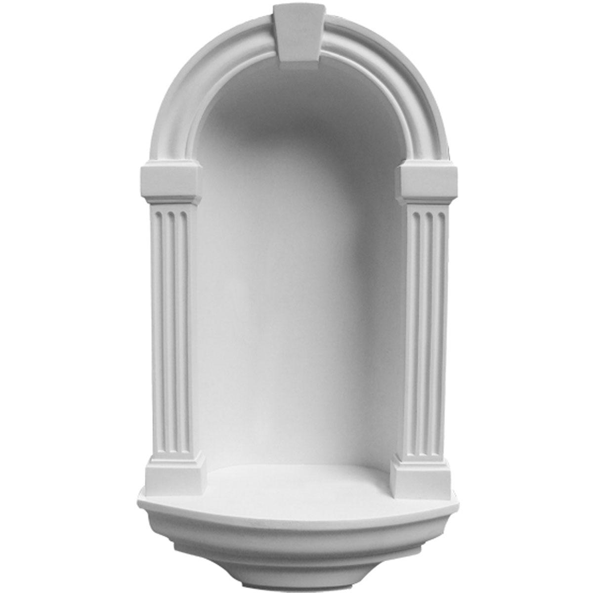 Ekena millwork wall niche from - Wall niches ...