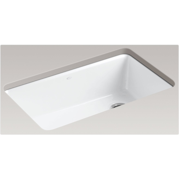 Kohler Riverby Cast Iron Sink