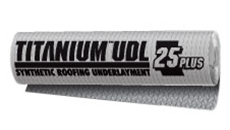 Titanium UDL 25 Synthetic Underlayment