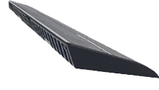 modernbuilderssupply.com: Air Vent Edge Shingle-Over Intake Vent