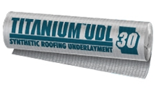 Titanium UDL 30 Synthetic Underlayment