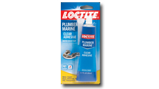 Loctite Plumber & Marine Clear Adhesive