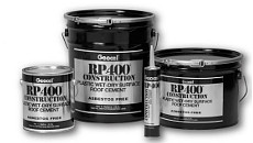 Geocel RP-400 Wet/Dry Roof Cement