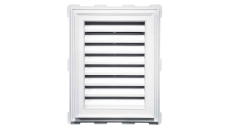 Mid-America Rectangle Gable Vent