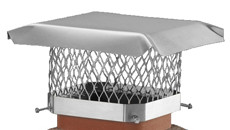 HY-C Flue Covers - Square