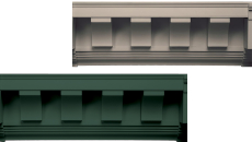 Mid-America Scalloped Tooth Dentil Trim