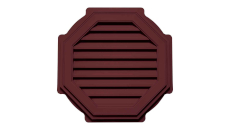 Mid-America Octagon Gable Vents