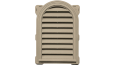 Mid-America Round Top Gable Vents