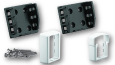 Fypon vinyl quickrail bracket and adapter kits from Fypon quick rail