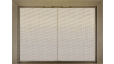 Thermo-Rite Decor Twin Panel Mesh Door