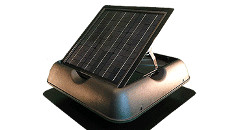 Solar Royal Premium Solar Attic Ventilation Fan