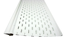US Aluminum, Inc. Leaf Shelter Gutter Guard