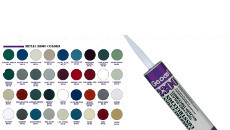 Geocel 2300 Construction Tripolymer Sealant Color Sheet