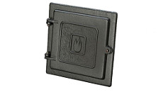 "HY-C 8"" x 8"" Cast Iron Clean Out Door"