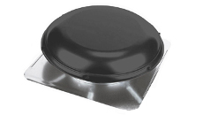 "Air Vent 25"" Round Roof Vent"