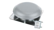 Air Vent Roof Mount Metal with Thermostat 1170 CFM