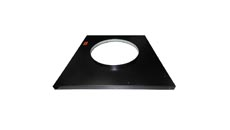 Air Vent Skylight Curb Mount Adapter for 96 Inch Skylight