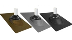 IPS Aluminum Roof Flashing Base