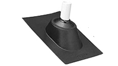 IPS Plastic Roof Flashing Base Carton of 20
